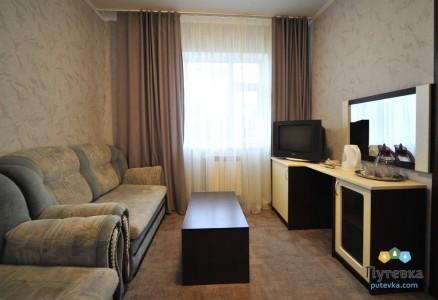 Люкс 4-местный 3-комнатный, фото 8