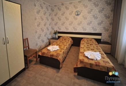 Люкс 4-местный 3-комнатный, фото 9