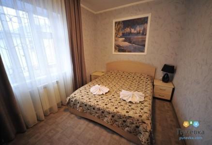 Люкс 4-местный 3-комнатный, фото 7