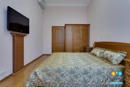Люкс  2-местный 2-комнатный, фото 2