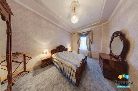 Люкс 2-комнатный 2-местный (І категория), фото 1