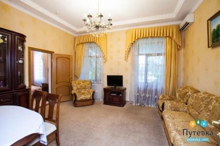 Люкс 2-комнатный 2-местный (ІІ категория), фото 2