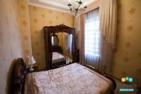 Люкс 2-комнатный 2-местный (ІІ категория), фото 1
