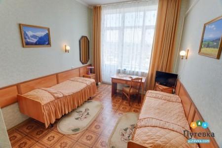 Эконом 4-местный 2-комнатный (блок), фото 1