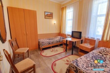 Эконом 4-местный 2-комнатный (блок), фото 2