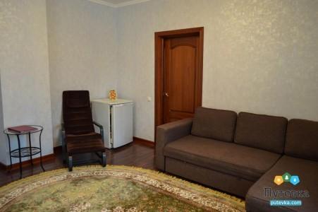Семейный 2-местный 2-комнатный (корпус Эдельвейс), фото 3