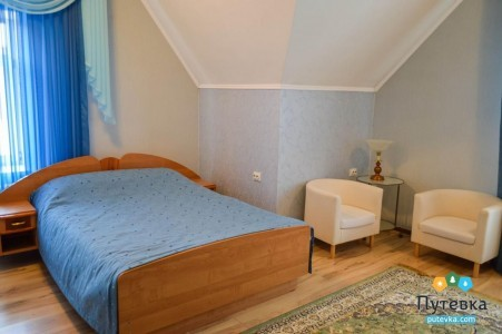 Семейный 2-местный 2-комнатный (корпус Эдельвейс), фото 1