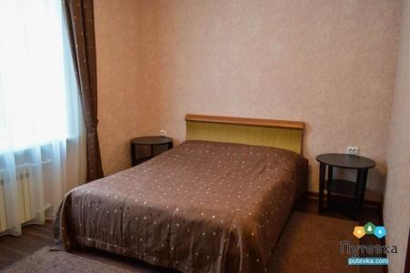 Семейный 2-местный 2-комнатный (корпус Эдельвейс), фото 2