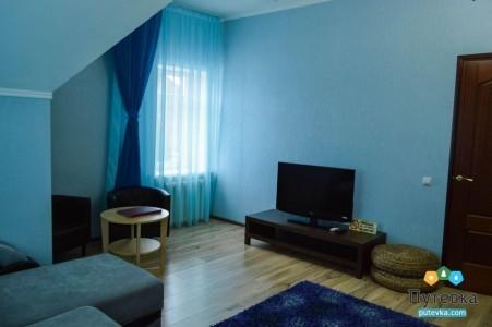 Семейный 2-местный 2-комнатный (корпус Эдельвейс), фото 4