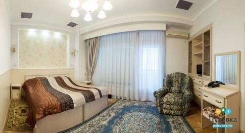 Номер 2-местный 3-комнатный № 501-1101, фото 5