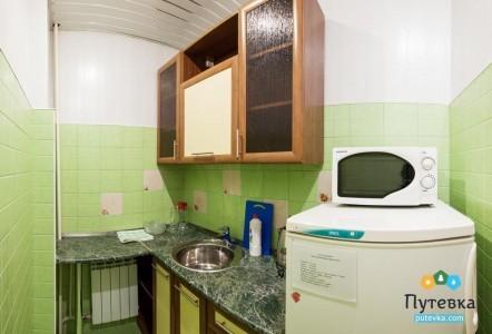 Номер 2-местный 3-комнатный № 501-1101, фото 7