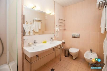 Люкс 2-местный 2-комнатный , фото 9