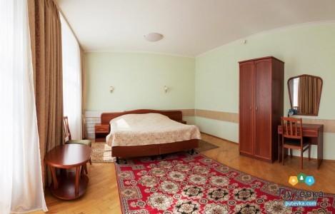 Номер 2-местный 2-комнатный № 401А, 401Б, 501Б, 1101А, фото 1