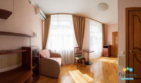 Номер 2-местный 2-комнатный № 401А, 401Б, 501Б, 1101А, фото 2