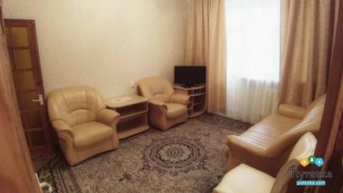 Кинг-Сайз 2-местный 2-комнатный корпус 1, 4, фото 2