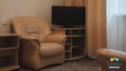 Кинг-Сайз 2-местный 2-комнатный корпус 1, 4, фото 5
