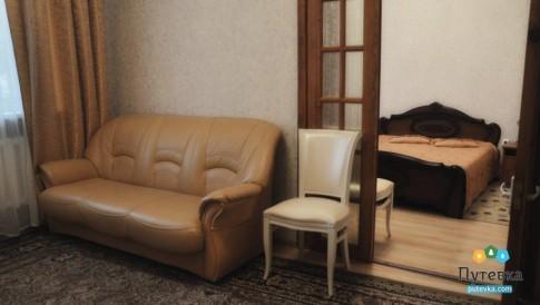 Кинг-Сайз 2-местный 2-комнатный корпус 1, 4, фото 4