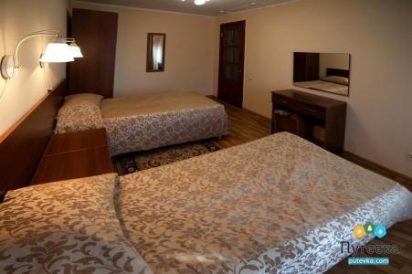 Семейный  2-местный 2-комнатный (доп. место), фото 7