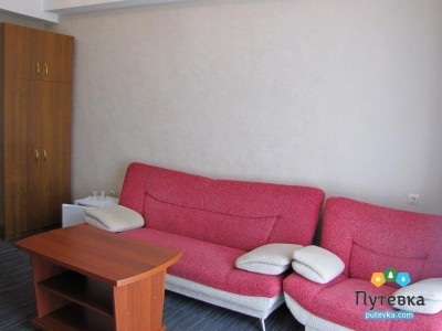 Люкс 2-местный 2-комнатный, фото 3