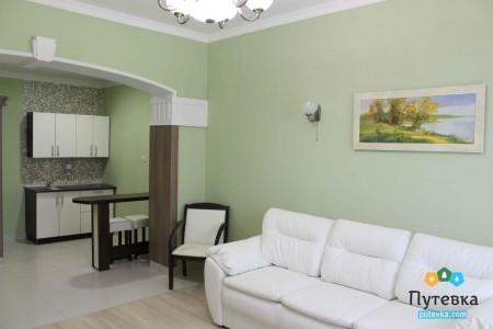 Люкс 2-местный 2-комнатный Luxe корпус 7 , фото 2