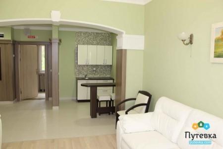 Люкс 2-местный 2-комнатный Luxe корпус 7 , фото 4