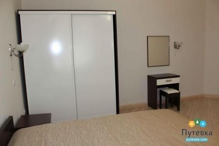 Люкс 2-местный 2-комнатный Luxe корпус 7 , фото 5