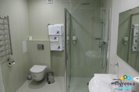 Люкс 2-местный 2-комнатный Luxe корпус 7 , фото 6