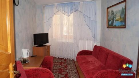 Люкс 2-местный 2-комнатный корпус 5, фото 3