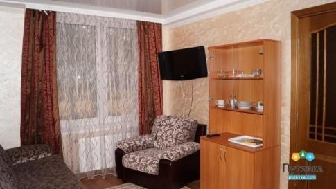 Люкс 2-местный 2-комнатный корпус 7,8,9,10, фото 5