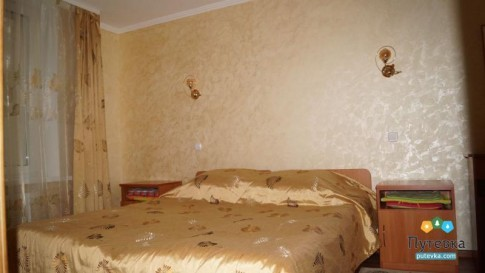Люкс 2-местный 2-комнатный корпус 7,8,9,10, фото 4