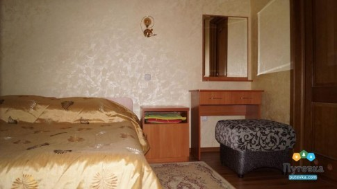Люкс 2-местный 2-комнатный корпус 7,8,9,10, фото 2
