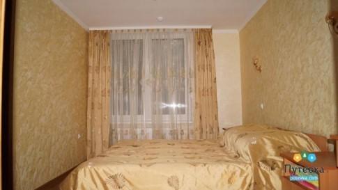 Люкс 2-местный 2-комнатный корпус 7,8,9,10, фото 1