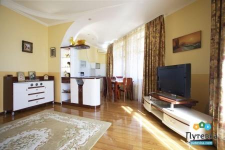 Апартаменты 3-местные 2-комнатный, фото 3