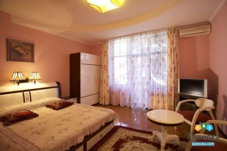 Апартаменты 3-местные 2-комнатный, фото 1