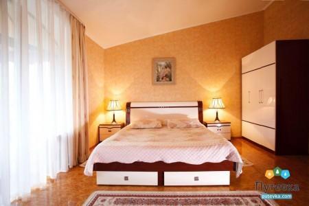 Люкс 3-местный 2-комнатный, фото 2