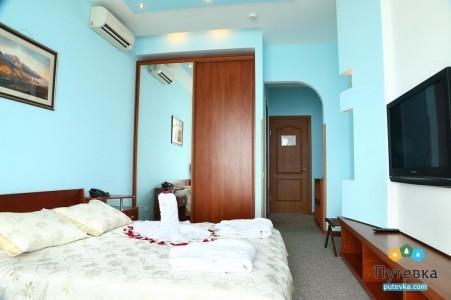 Апартамент 2-местный 2-комнатный, фото 3