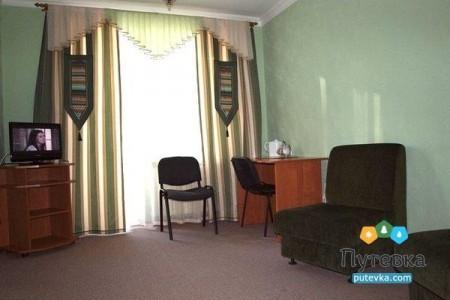 Стандарт 2-местный 2-комнатный корпус 1, фото 6