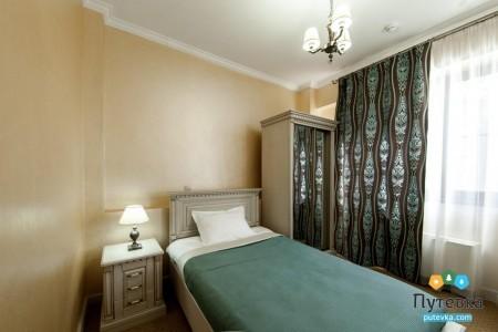 Апартаменты 3-местные с 2 спальнями, фото 3