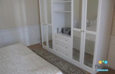 Люкс 2-местный 3-комнатный 1 категории, фото 5