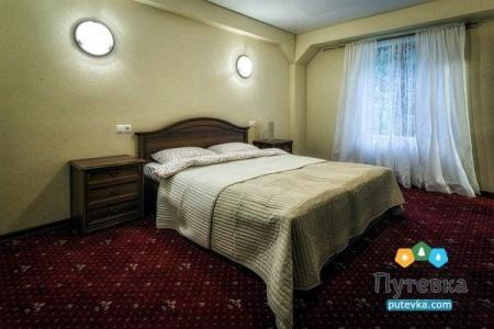 Люкс+ 2-местный 2-комнатный, фото 1