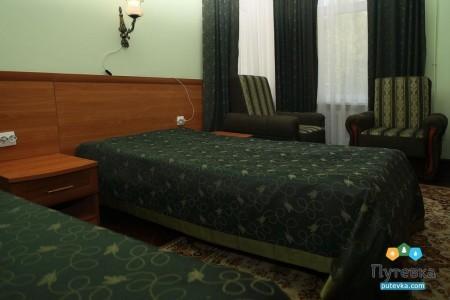 Полулюкс 2-местный 1-комнатный, фото 1