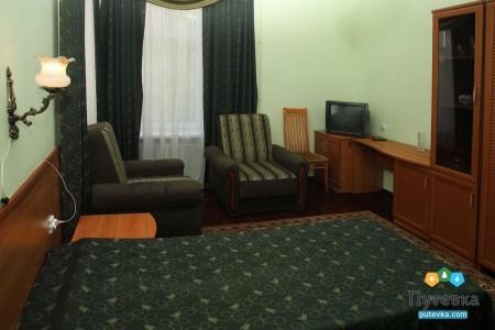 Полулюкс 2-местный 1-комнатный, фото 3