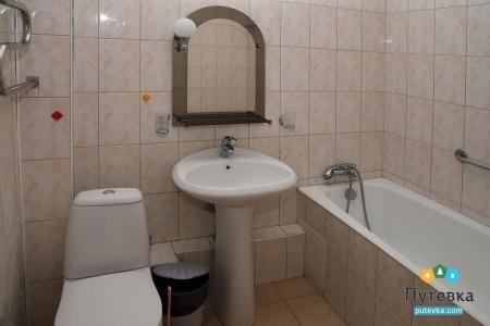 Полулюкс 2-местный 1-комнатный, фото 4