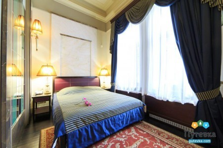 Коттедж Люкс 4-местный 4-комнатный, фото 1