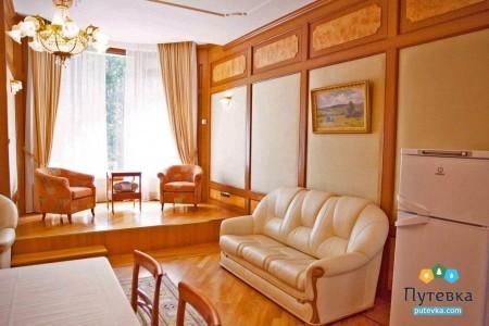 Апартамент 2-местный 3-комнатный к.4, фото 2