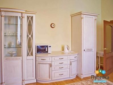 Сьют 2-местный 3-комнатный с массажной комнатой, фото 3