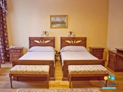 Апартаменты 2-местный 2-комнатный с кухней, фото 2