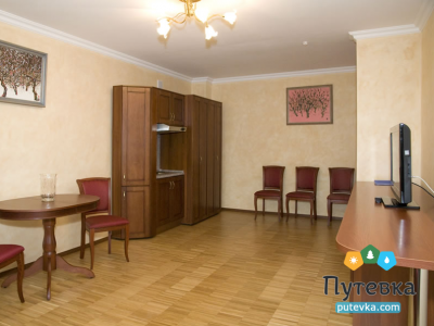 Апартамент 4-местный 5-комнатный стандарт APT S 5, фото 5