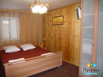 Бунгало 2-местный 2-комнатный, фото 1