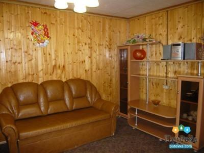 Бунгало 2-местный 2-комнатный, фото 2